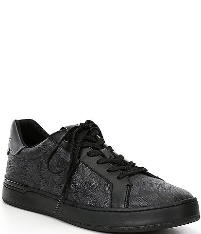 COACH Men's CitySole Lowline Lace-Up Sneakers