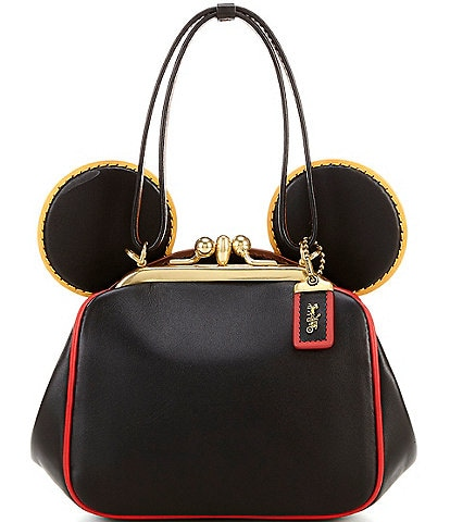 COACH Mickey Kisslock Bag