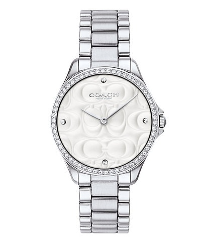 COACH Modern Sport Stainless Steel Watch
