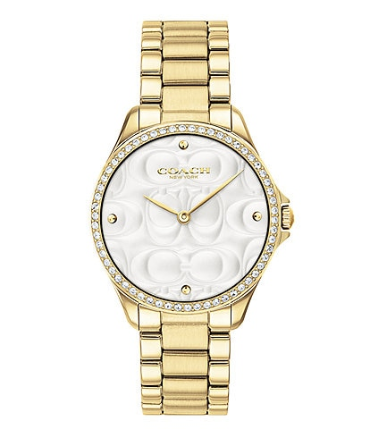 COACH Modern Sport Signature Stainless Steel Watch