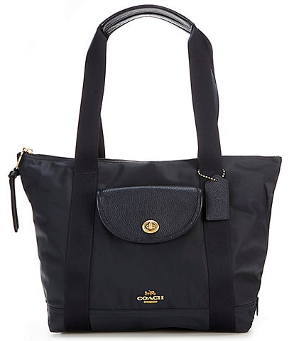 COACH Nylon Cargo Tote Bag