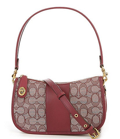 COACH Original Signature Swinger Shoulder Bag