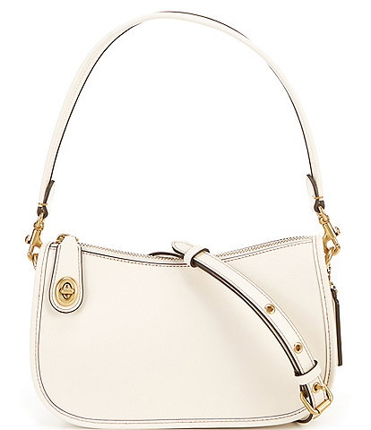 COACH Originals Leather Swinger Shoulder Bag