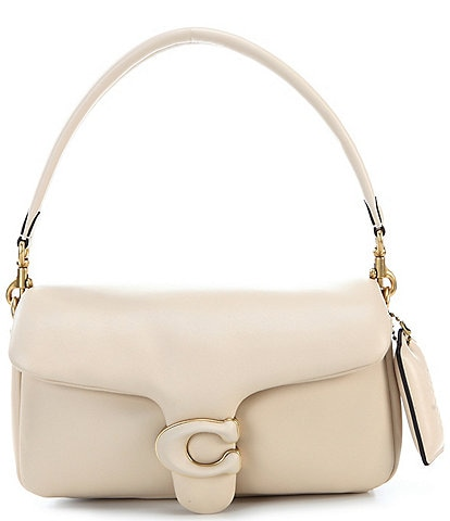 COACH Pillow Leather Tabby Shoulder Bag