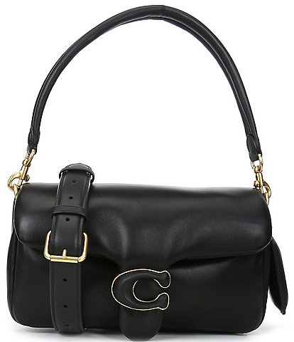 COACH Pillow Leather 26 Tabby Shoulder Bag