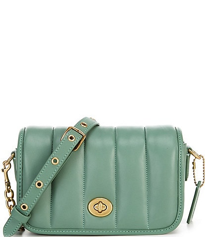 COACH Quilted Dinky Crossbody Bag