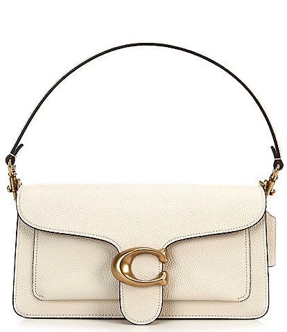 Coach White Handbags Purses Wallets
