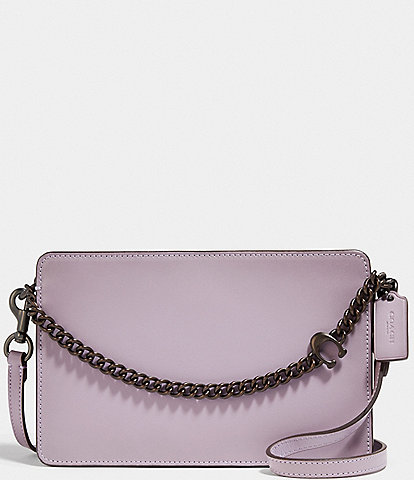 COACH Signature Chain Crossbody Bag
