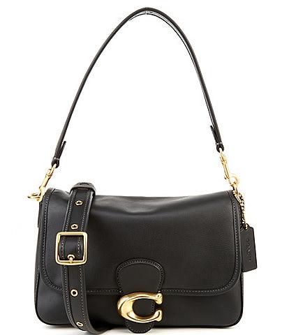 COACH Soft Calf Leather Tabby Shoulder Bag