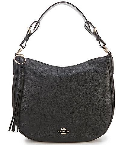 COACH Sutton Zip Top Hobo Bag