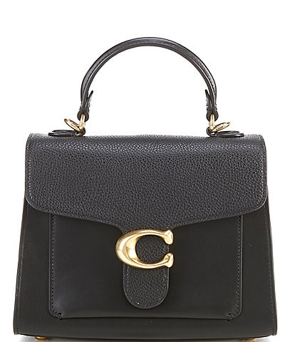 COACH Tabby Top Handle Satchel Bag