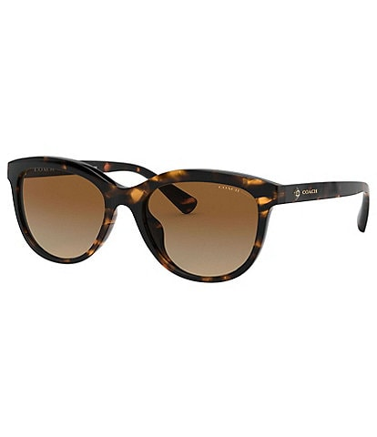 COACH Women's Hc8285u Polarized 56mm Sunglasses