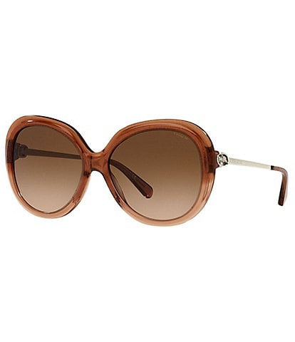 COACH Women's Hc8314 59mm Sunglasses