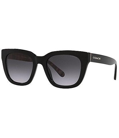 COACH Women's Hc8318 52mm Sunglasses