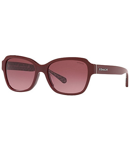 COACH Women's Signature Sunglasses