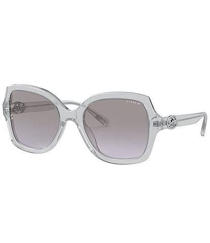 COACH Women's Square Sunglasses