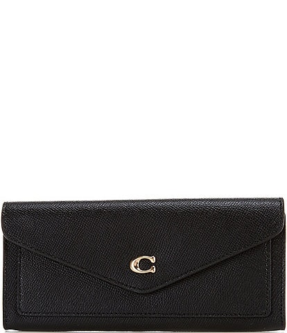 COACH Wyn Soft Leather Wallet