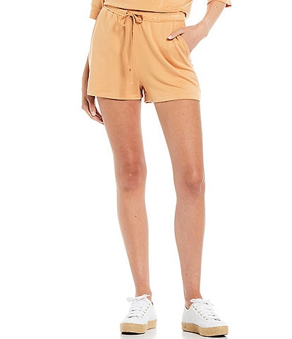 Coco + Jaimeson Coordinating French Terry Lounge Shorts