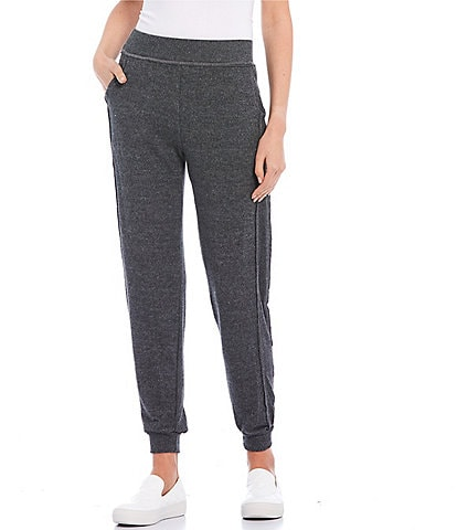 Coco + Jaimeson Coordinating Taping Knit Jogger Pants