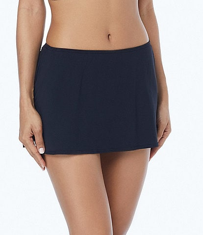 Coco Reef Solid Basic Skirted Swimsuit Bottom