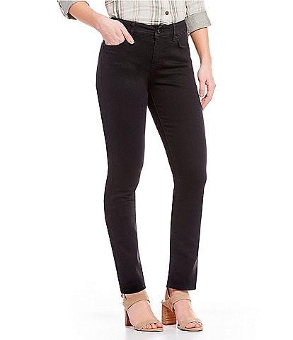 Code Bleu Petite Size Chelsea Slimming Straight Leg Jeans