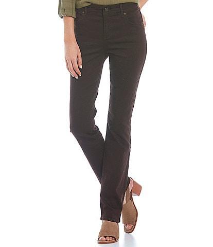 Code Bleu Petite Size Chelsea Straight Leg Jeans
