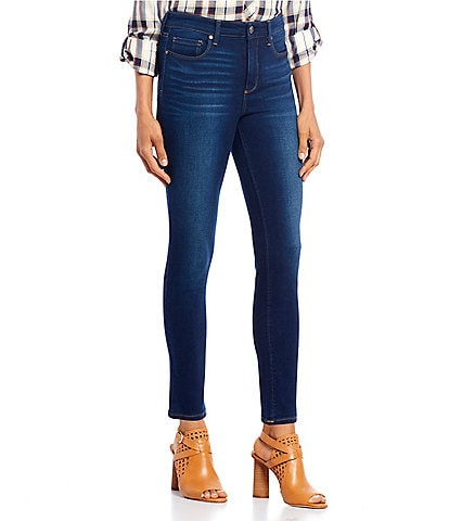 Code Bleu Petite Size High Rise Skinny Ankle Jean
