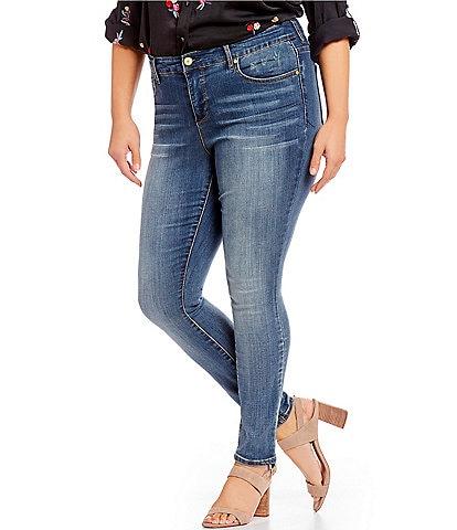 Code Bleu Plus Size Soho Skinny Jeans