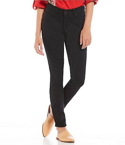 Code Bleu Soho Solid Skinny Jeans