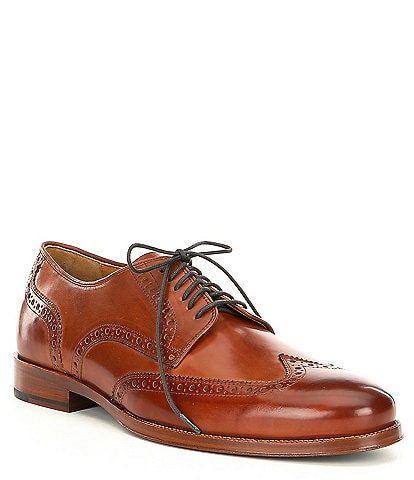 Cole Haan American Classics Men's Grammercy Derby Leather Wingtip Oxford