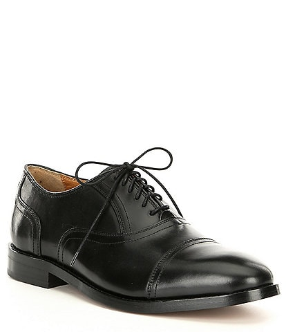 Cole Haan American Classics Men's Kneeland Cap Toe Leather Oxford