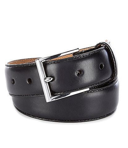 Cole Haan Gramercy Leather Belt