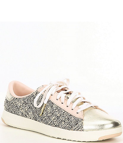 Cole Haan Grandpro Tennis Class Edition Lace-Up Sneakers