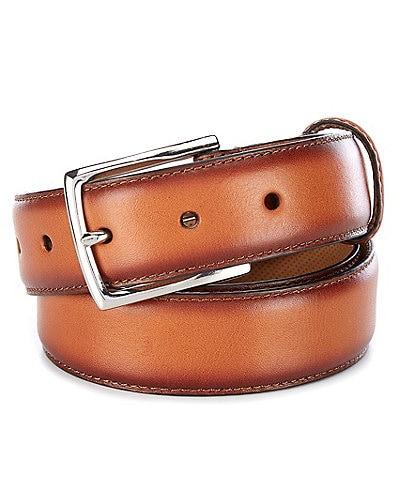 Cole Haan Harrison Grand Leather Belt