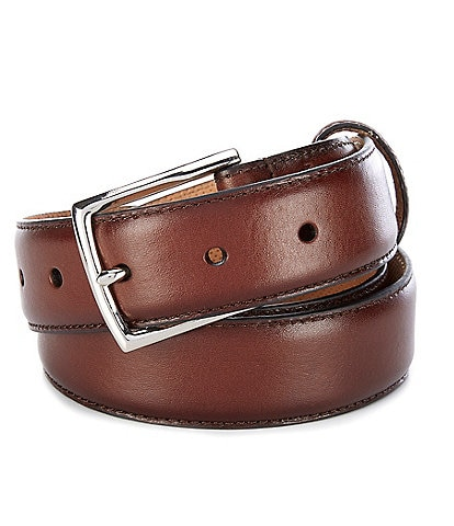 Cole Haan Harrison Grand Leather Belt