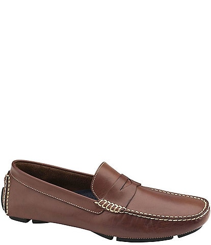 Cole Haan Howland Leather Penny Drivers