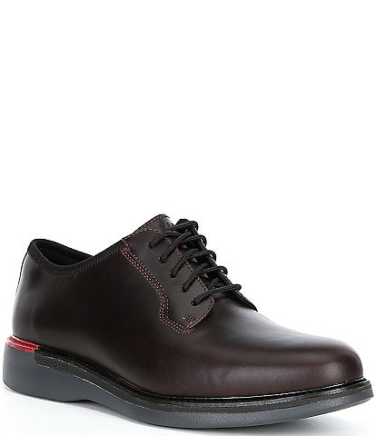 Cole Haan Men's Grand Ambition Leather Postman Oxfords