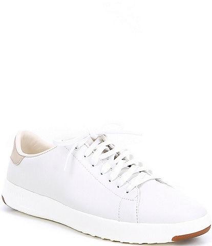 7698528ef1 Cole Haan Men's GrandPro Tennis Shoes