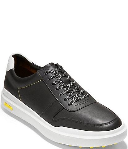 Cole Haan Men's GrandPrø AM Waterproof Golf Sneakers