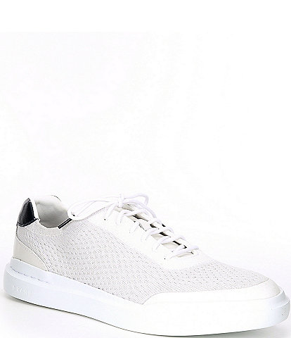 Cole Haan Men's GrandPrø Rally Stitchlite Lace-Up Knit Sneakers