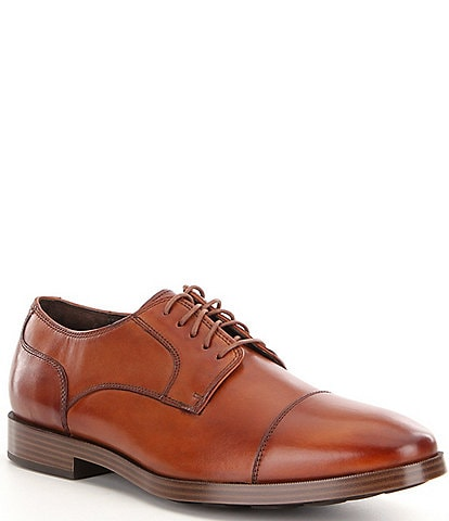 Cole Haan Men's Jay Grand Cap Toe Oxfords