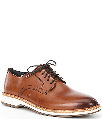 Cole Haan Men's Morris Leather Plain Toe Oxford