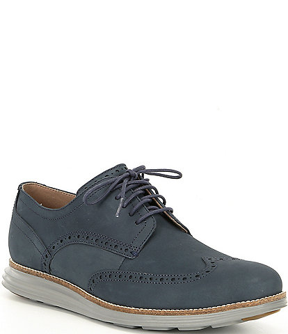 Cole Haan Men's Original Grand Wingtip Oxfords