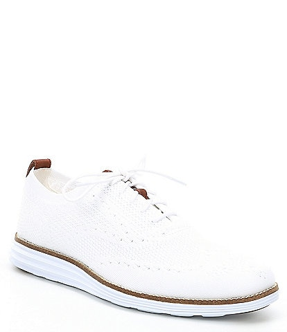 Cole Haan Men's Original Grand Stitchlite Wingtip Oxfords