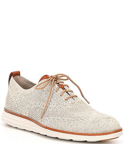 Cole Haan Men's Original Grand Stitchlite Wingtip Shoes