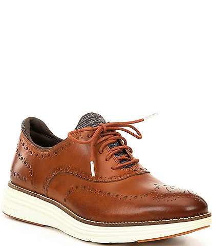 Cole Haan Men's Original Grand Ultra Wingtip Shoes