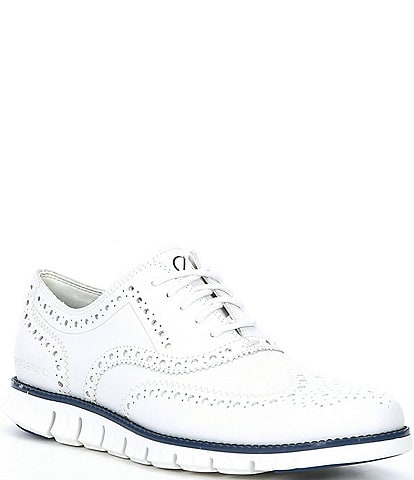 Cole Haan Men's ZERØGRAND Wingtip Oxfords