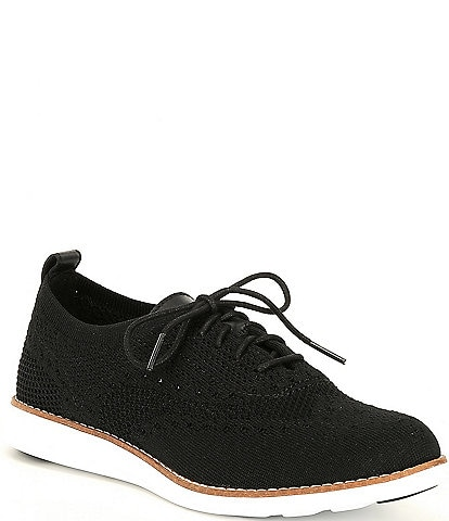 Cole Haan Original Grand Stitch Lite Knit Wingtip Oxfords
