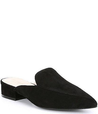 0f24d116225d Cole Haan Piper Suede Mules