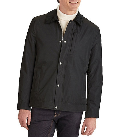 Cole Haan Pollyfill Padded Barn Jacket